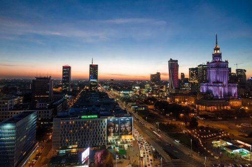 '2021 Economic Outlook for Poland' presentation by Maciej Reluga